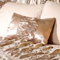 Freya Boudoir Cushion – Gold